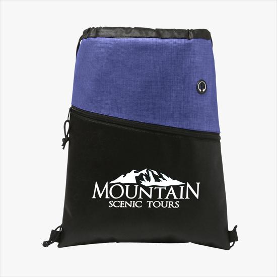 0861e0071e6c Custom Drawstring Bags - Logo Drawstring Backpacks | MARCO Promos