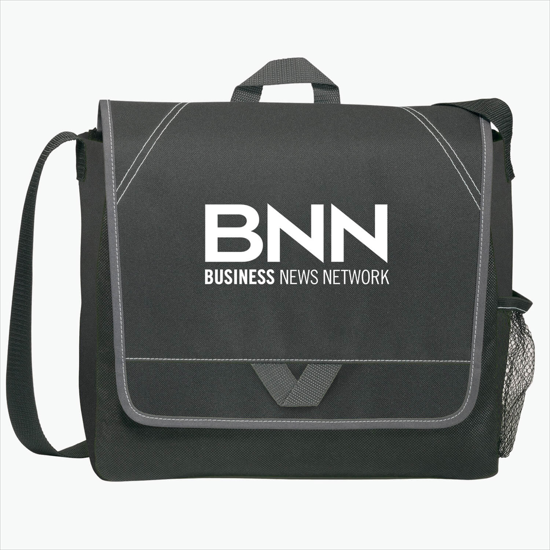 e6d3a94fb1 Conference Bags w ID Pocket   Personalized Logo - MARCO Promos